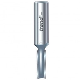 Trend 3/20 x 1/2in Shank TCT Twin Flute Straight Router Cutter