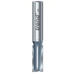 Trend 3/72 x 1/2in Shank TCT Twin Flute Straight Router Cutter
