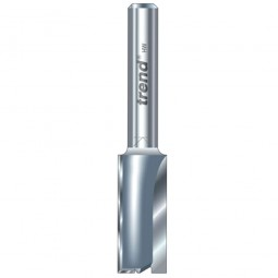 Trend 3/7 x 1/4in Shank TCT Twin Flute Straight Router Cutter
