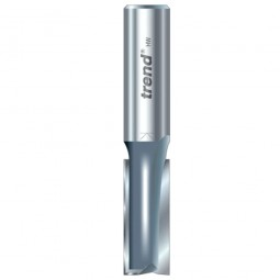 Trend 3/82 x 1/2in Shank TCT Twin Flute Straight Router Cutter