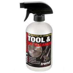 Trend Tool and Bit Cleaner Lubricant - 532ml