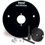 Trend Circular Sub-Base for Triton Routers