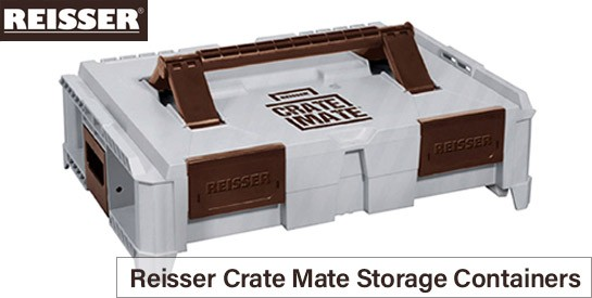 Reisser Crate Mate Storage Containers