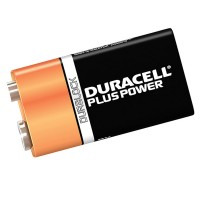 Duracell 9V Alkaline Battery - 1 Pack
