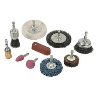 Silverline Cleaning and Polishing Kit - 10 Piece