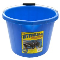 Airflow Heavy Duty Invincible Builders Bucket Blue 3 Gallon 15 Litre