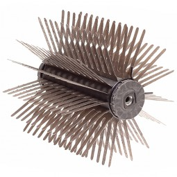 Faithfull Tyrolean and Wall Covering Applicator Comb