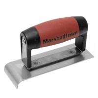 Marshalltown M513N Narrow Cement Edger Stainless Steel 6in x 2in