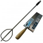 Tough Tools Universal Heavy Duty Mixing Paddle with FREE Bucket Trowel