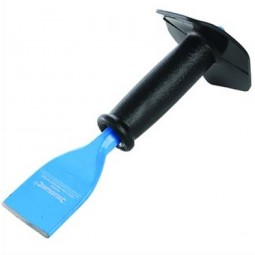 Silverline Brick Bolster Chisel With Hand Guard 57mm