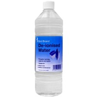 Bird Brand De-Ionised Water 1 Litre