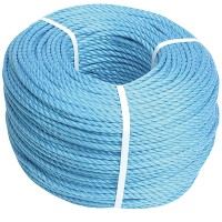 Faithfull Blue Polypropylene Rope 12mm x 220 Metres