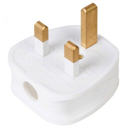 PowerMaster 13A Fused UK British Electrical Plug