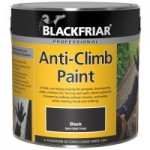 Anti Climb and Anti Vandal Paint
