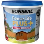 Fence Products and Paints
