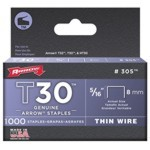 Arrow T30 Staples