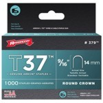 Arrow T37 Crown Divergent Point Staples