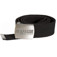 Apache Work Belt with Buckle - Black