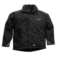 DeWalt DWC3-001 Black Windstopper Fleece Jacket - X Large