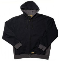 DeWalt DWC7-004 Hooded Fleece Sweatshirt - Large