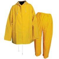 Silverline Rain Suit 2 Piece - Large