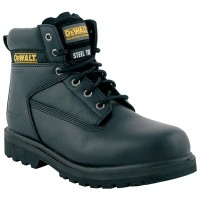 DeWalt WB07 Maxi 2 Safety Work Boots - size 6