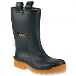 DeWalt WB10 Site Mate Safety Work Boots 100% Waterproof - size 7