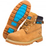 OX Safety Work Boots Steel Toe and Midsole Size 10 UK 44 EU