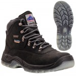 Portwest Steelite All Weather Safety Work Boots Black S3 UK 10 Euro 44