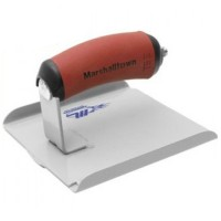 Marshalltown M4038D All Steel Groover Trowel 6in x 6in