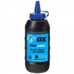 OX Pro Line Marking Chalk Powder Blue 226G