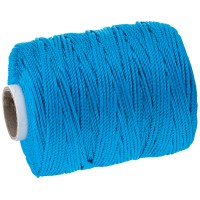 OX Pro Series High-Vis Builders Line Cyan Nylon 100m - 328 Feet