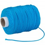 OX Pro Nylon Braided Brick Line Cyan 105m 350ft