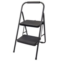 Silverline 2 Tread Folding Step Ladder