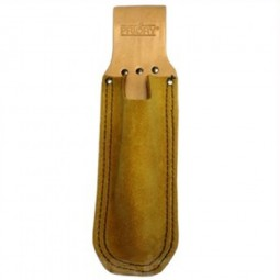Priory 361 Scaffolders Tanned Leather Spirit Level Holder