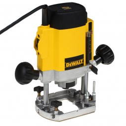 DeWalt DW615 900W 1/4in Variable Speed Plunge Router - 240V