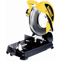DeWalt DW872 Tungsten Carbide Tipped Metal Cutting Saw - 240V