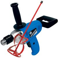 Silverline Low Speed Mixing Drill And Plaster Paddle