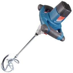 Silverline Silverstorm 1220W Plaster Mixer M14 Fitting 140mm Mixing Paddle 240V