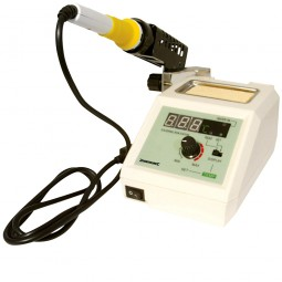 Silverline Soldering Station 48 Watt with Digital Display - 240V