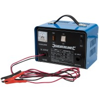 Silverline 268317 Battery Charger 10 Amp