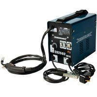 Silverline Gasless Turbo Mig Welder 90 Amp