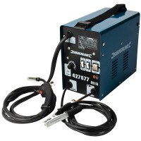 Silverline Gasless Turbo Mig Welder 120 Amp