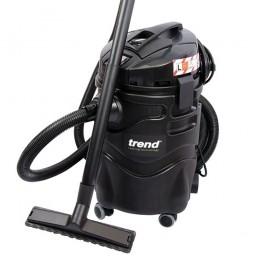 Trend T31A Wet and Dry Vacuum Dust Extractor with Power Take Off 1400W 240V