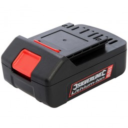 Silverline Silverstorm 18V Lithium Ion 1.3Ah Battery