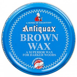 Antiquax Brown Wax Wood Polish 250ml