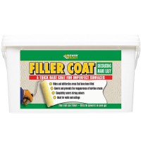 Everbuild Paint On Filler Coat Walls and Ceilings - 5 Litre