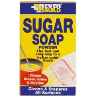 Everbuild Powder Sugar Soap - 430gm