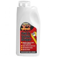 Everbuild X3 Paint and Varnish Stripper - 1 Litre