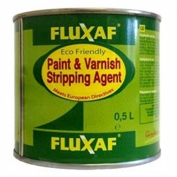 Fluxaf Paint Stripper and Varnish Remover Eco Friendly